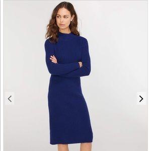 State Cashmere | Cashmere Turtleneck Sweater Dress